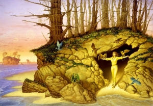 1987 Michael Whelan - DRAGONSDAWN