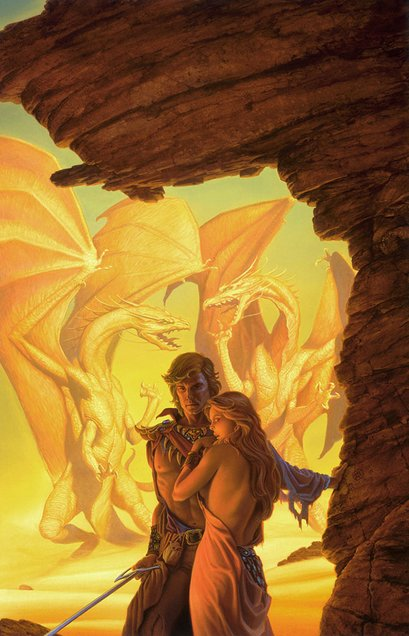 1988 Michael Whelan - DRAGON PRINCE