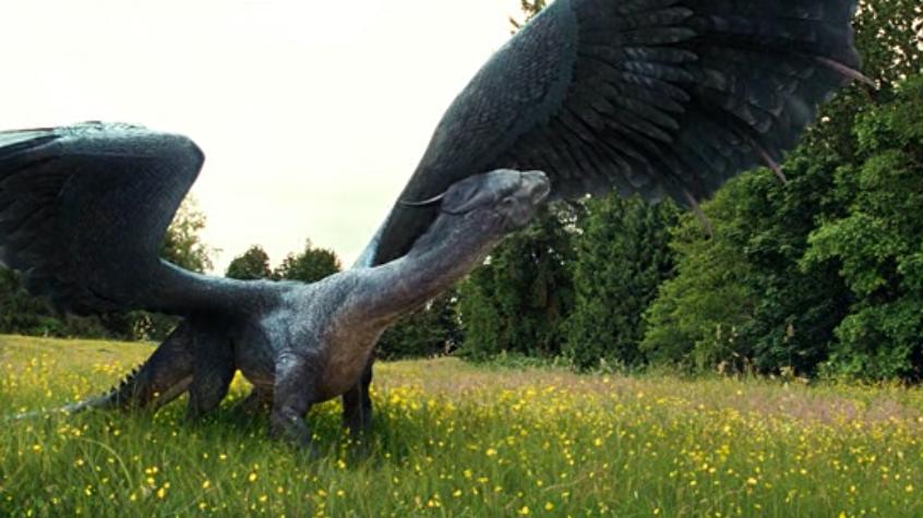 2006 Eragon film Saphira 1