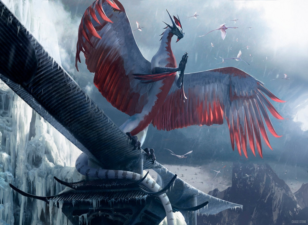 2015 Chase Stone - Dragonlord Ojutai